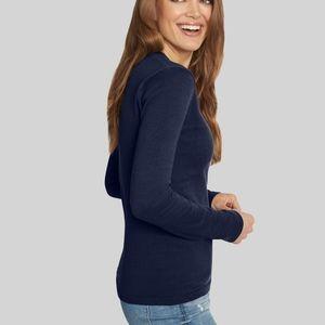 Sweaters - Black V-neck Sweater